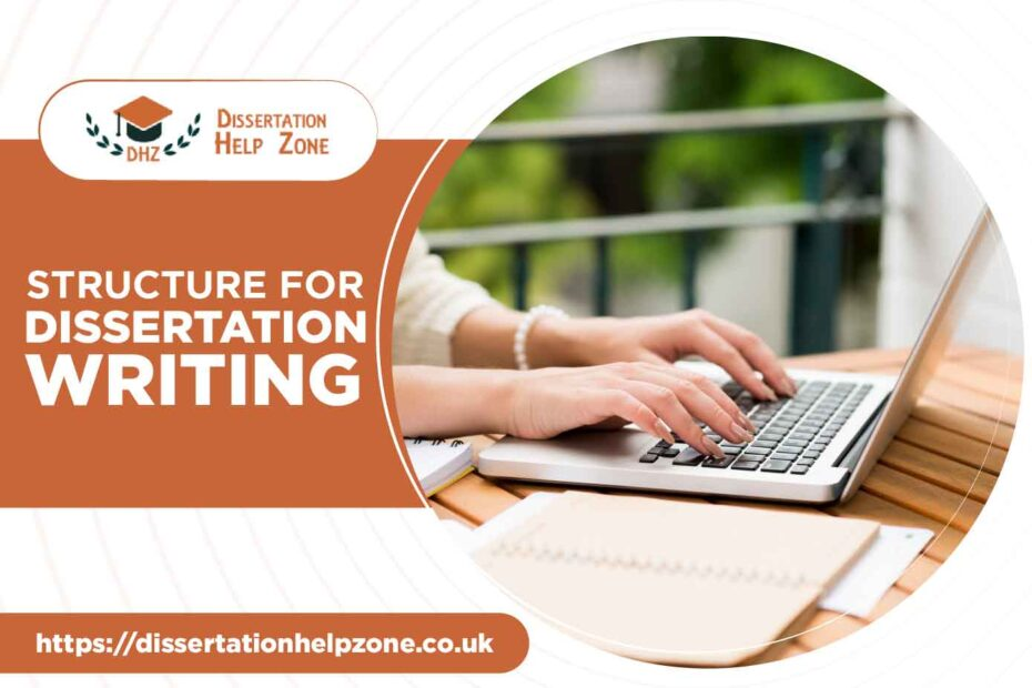 Structure your dissertation
