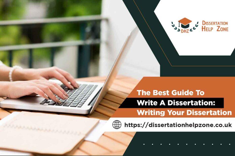 write you dissertation